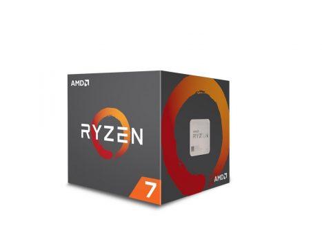 AMD Ryzen 7 1700, AM4, 65W, Wraith Spire cooler
