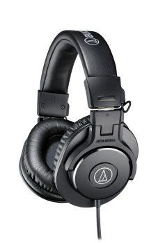 Audio Technica ATH-M30x Professional Monitor Kuuloke Musta
