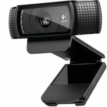 Logitech C920 webkamera full hd resoluutiolla