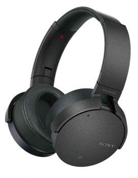 Sony MDR-XB950N1 bluetooth kuulokkeet taustahälyn poistolla