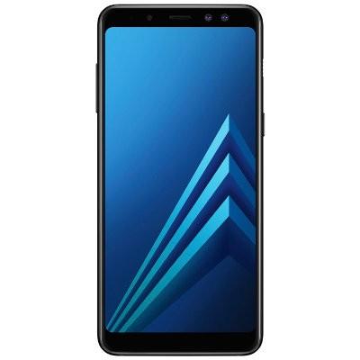 Samsung Galaxy A8 2018 älypuhelin kahdella etukameralla