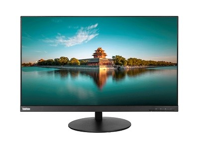 Lenovo ThinkVision P27q ips paneelilla, QHD resoluutio