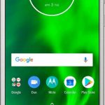 Motorola Moto G6 puhelin full hd+ näytöllä, sormenjälkitunnistimella ja 32 gb tallennustilalla