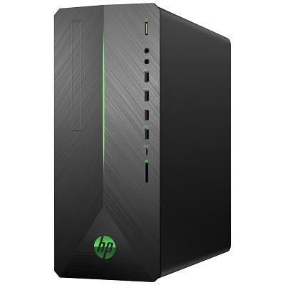 HP Pavilion Gaming 790-0815no pöytätietokone i7 suorittimella ja gtx 1080 näytönohjaimella