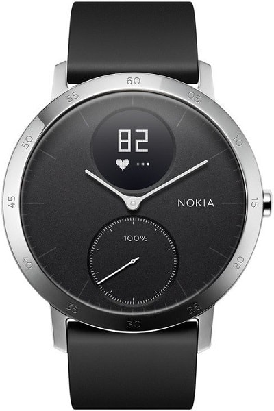 Nokia by Withings Steel HR -fitnesskello