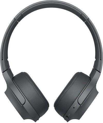 Sony WH-H800 langattomat kuulokkeet korkean resoluution äänentoistolla.