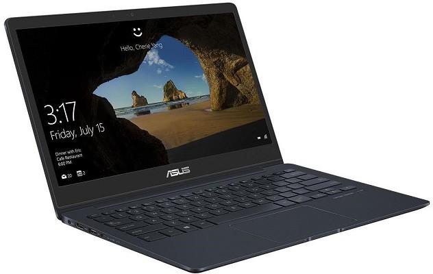 Asus Zenbook 13 UX331UAL kannettava tietokone, joka painaa vain 0.98 kiloa