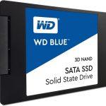 WD Blue SSD 2TB WDS200T2B0A SSD-levy