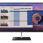 Laadukas HP EliteDisplay S270n näyttö 4K-resoluutiolla