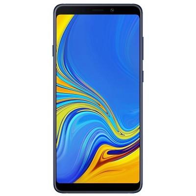 Samsung Galaxy A9 2018 älypuhelin peräti neljällä takakameralla.