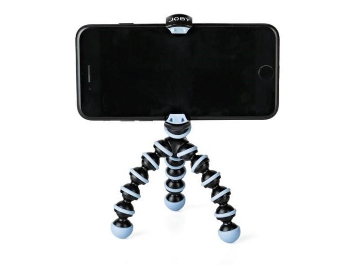 Joby Gorillapod Mobile Mini, joka on pieni ja kätevä kuljettaa mukana
