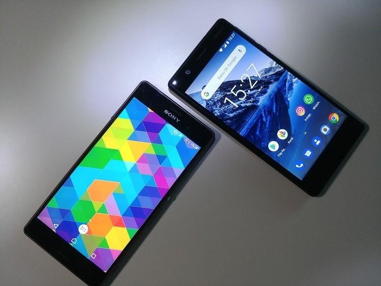 Parhaat puhelintarjoukset löydät mm. valmistajilta kuten Sony ja Nokia