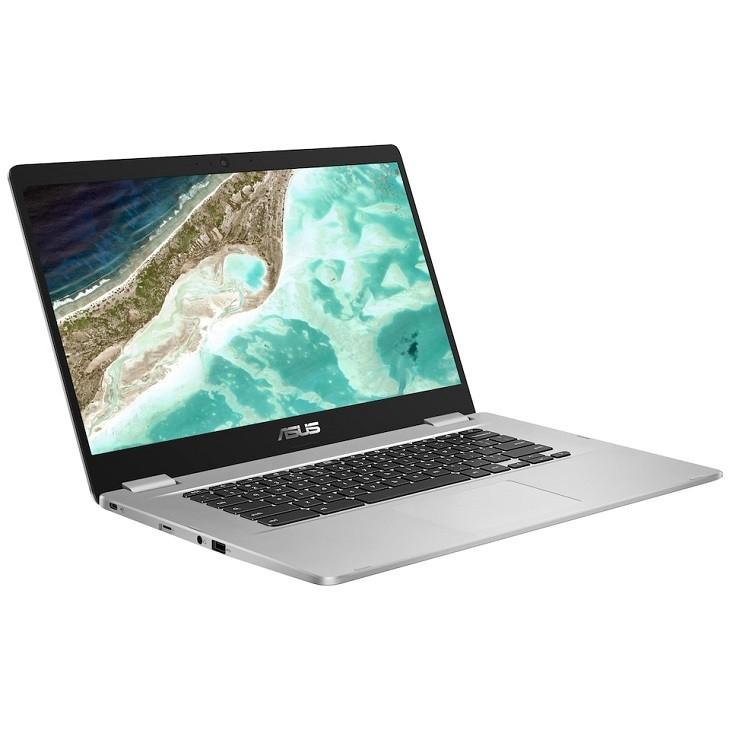 Asus Chromebook C523 kannettava tietokone Full HD -kosketusnäytöllä