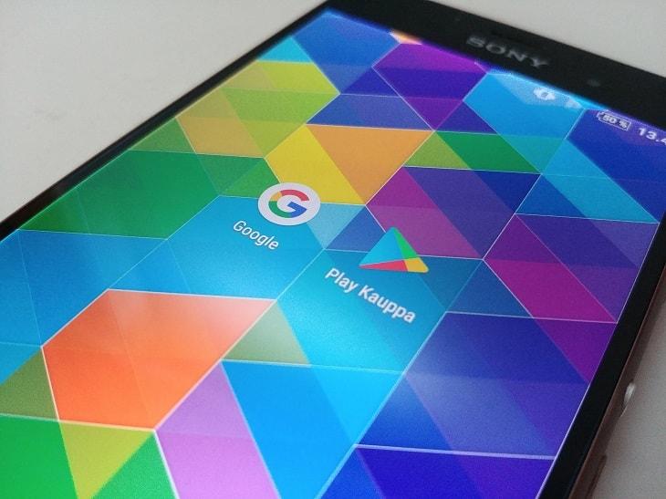 Lataa Chromebookille sovelluksia Google Play -sovelluskaupasta.