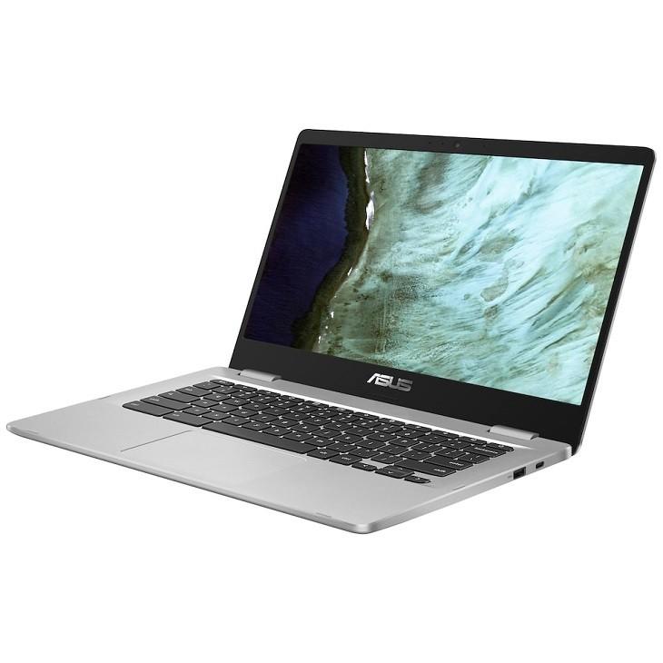 Halpa Chromebook Asukselta, joka maksaa alle 300€.