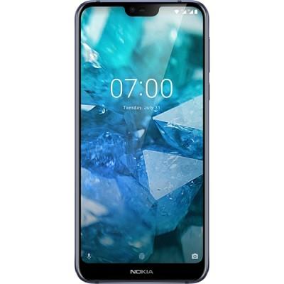 Nokia 7.1 puhelin lähes 6 tuuman näytöllä