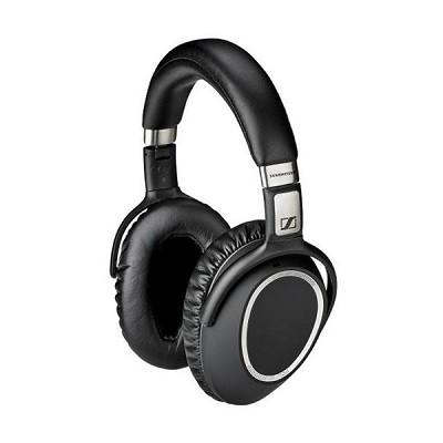 Laadukkaat langattomat Sennheiser PXC550 kuulokkeet aktiivisella melunpoistolla